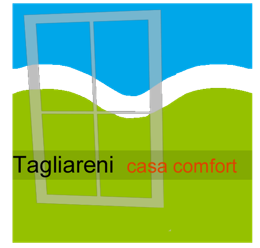 logo Casa comfort Tagliareni